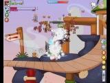 Супер взрыв в вормиксе 2!
